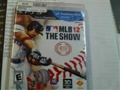 PS3 MLB 12 The Show